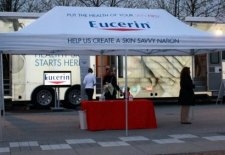 Eucerin Trade Show Photo Gallery